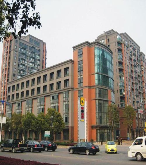 广州永成大酒店淋浴房案例