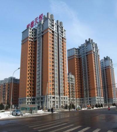 北京华汇宾馆淋浴房工程案例