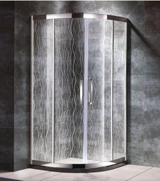 Explosion-proof film shower room
