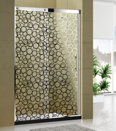 Explosion-proof film shower room