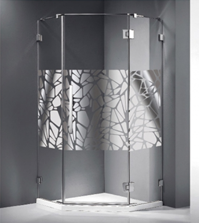 Safe and explosion-proof shower room