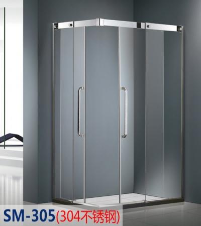 淋浴房定制价格
