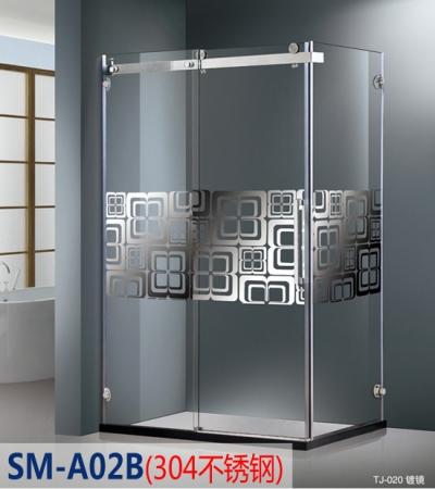 淋浴房保养维护