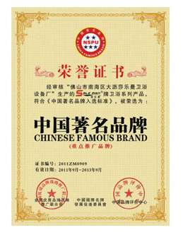 Famous brands in China